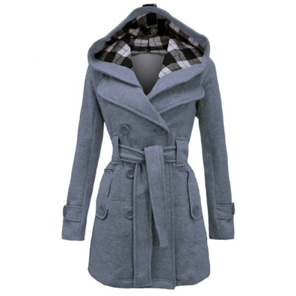 Worsted Coat For Women