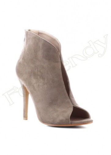 Trendy Peep Toe Women's Shoe EULA-QLD-01-CN