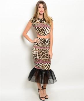 Ivory Top Skirt