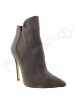 Gisele-15-IN Heel Style Booties For This Season