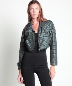 Green Top Jacket