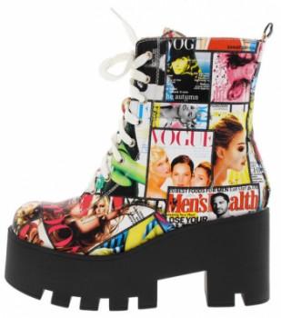 Print Platform Boot