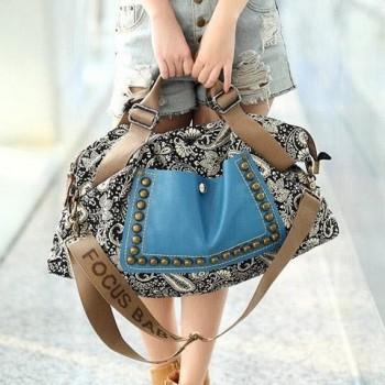 Ethnic Style Women Handbag
