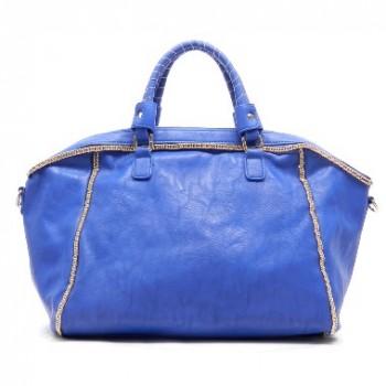 Fashion Inspired Handbag Blue