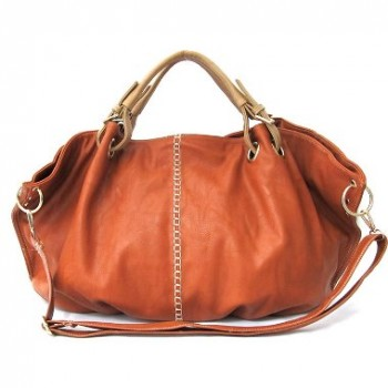 Fashion Inspired Handbag Tan