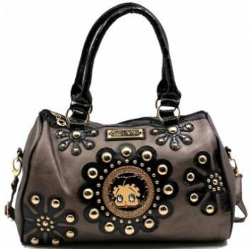 Betty Boop Bronze handbag