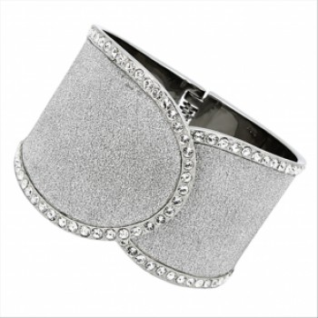 Stainless Steel Cuff Fashion Bracelet